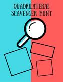 Quadrilateral Scavenger Hunt Using Catchbook
