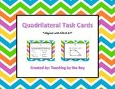 Quadrilateral Task Cards