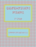 Quadrilateral Word Problems