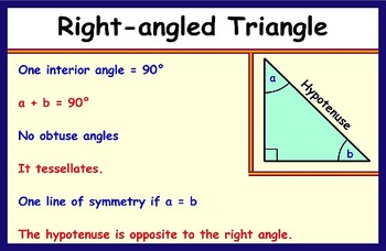 Triangles & Quadrilaterals
