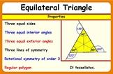 Triangles & Quadrilaterals