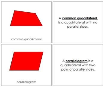 Quadrilaterals Book