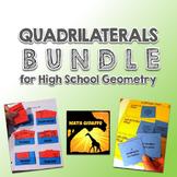 Quadrilaterals Bundle