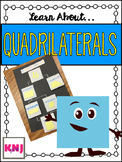 Quadrilaterals poster project