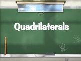 Quadrilaterals Introductory Power Point