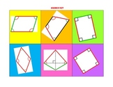 Quadrilaterals Matching