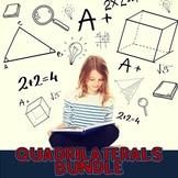 Classifying Quadrilaterals Activities