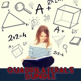 Classifying Quadrilaterals Chart Bundle