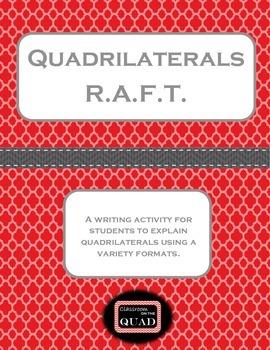 Quadrilaterals : R.A.F.T.