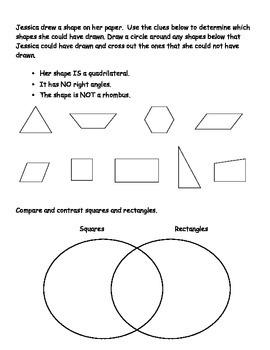 Quadrilaterals Review