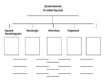 Quadrilaterals Tree Map
