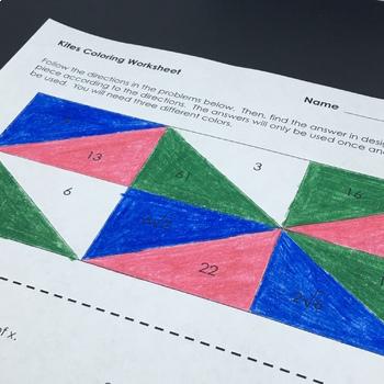 Quadrilaterals Activity Bundle