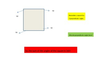 Quadrilaterals, parallelogram and trapezoid power point presentation