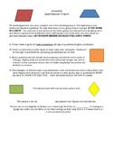 Quadrilaterals project