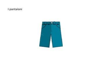 Qualcasa da indossare. Italian clothing Items