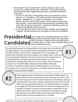 Graphic Organizer for Group Presentations