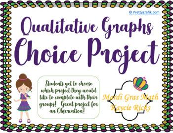 Qualitative Graphs Choice Project