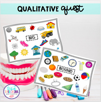 Qualitative Quest