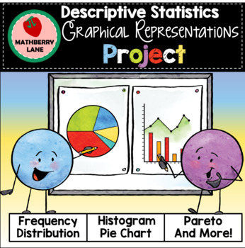 Qualitative and Quantitative Data Graphing Project Collecting Data Rubric