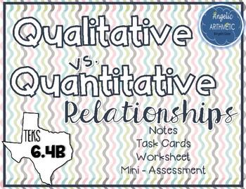 Qualitative and Quantitative Reasoning