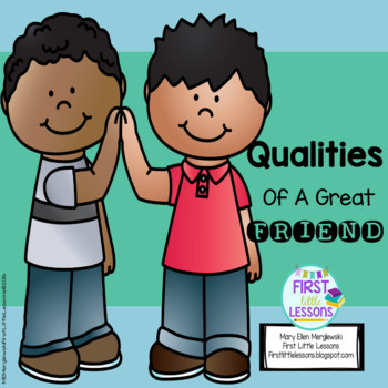 Qualities Of A Great Friend