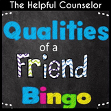 Social Skills Game: Friendship Bingo