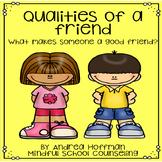 Friendship Skills ~ Qualities of a Good Friend