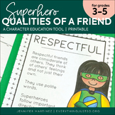 Qualities of a Superhero Friend | Character Education | Fr