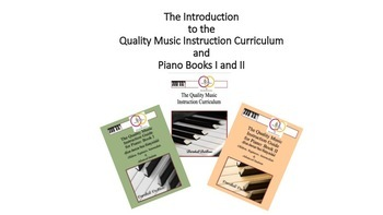 introduction to the quality music curriculum guide for piano tpt rh teacherspayteachers com Piano Town Level 2 Piano Lessons