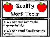 Quality Work Tools