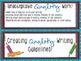 Quality Writing Rubrics/Headers