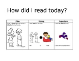 Quality of Reading Checklist