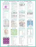 Quantifiers Level 1-B Unit 25 Bundle