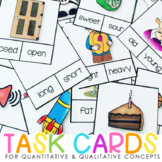 Quantitative Task Cards