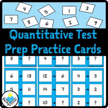 Quantitative Test Prep