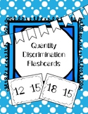 Quantity Discrimination Flashcards - MCLASS Practice