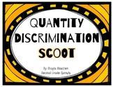 Quantity Discrimination Scoot (2nd Grade MCLASS Math)