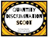 Quantity Discrimination Scoot (2nd Grade MCLASS Math)