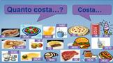 Quanto costa (Cost in Italian) Google Slides Activity
