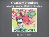 Quantum Numbers: Making Sense of Electron Structure