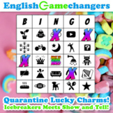 Quarantine Lucky Charms: Back to School Icebreakers Meets