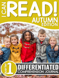 Quarter 1 - Differentiated Comprehension Journal