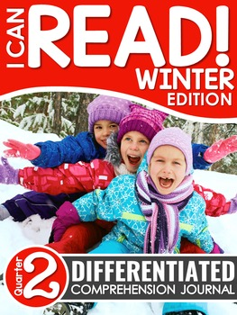 Quarter 2 - Differentiated Comprehension Journal