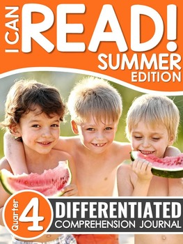 Quarter 4 - Differentiated Comprehension Journal