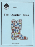 Quarter Book: Money Practice Pages for Quarters