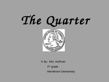 Quarter Money PowerPoint