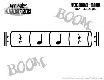 Quarter Note Beat Ensemble / Part 5