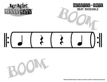 Quarter Note Beat Ensemble / Part 6