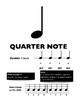 Quarter Note/Quarter Rest