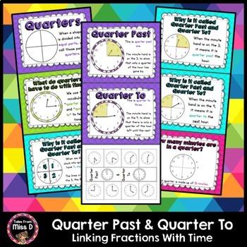 Quarter Past Quarter To